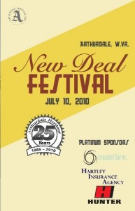 New Deal Festival Program