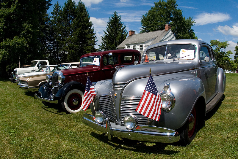 Antique Car, Truck and Tractor Show