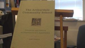 arthurdale school